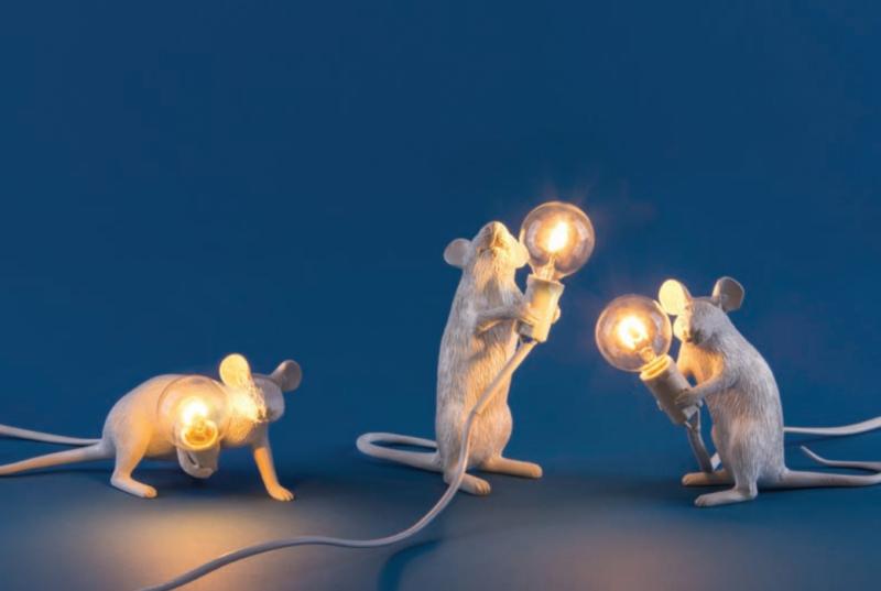 lampe souris