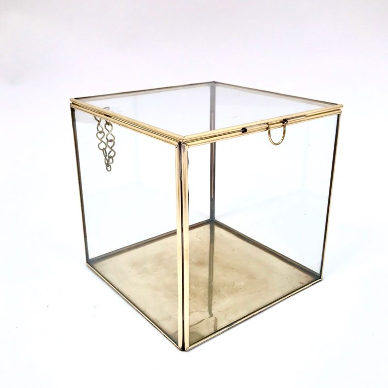 boite cube PM _Maison Liedekerke_ MLK 3