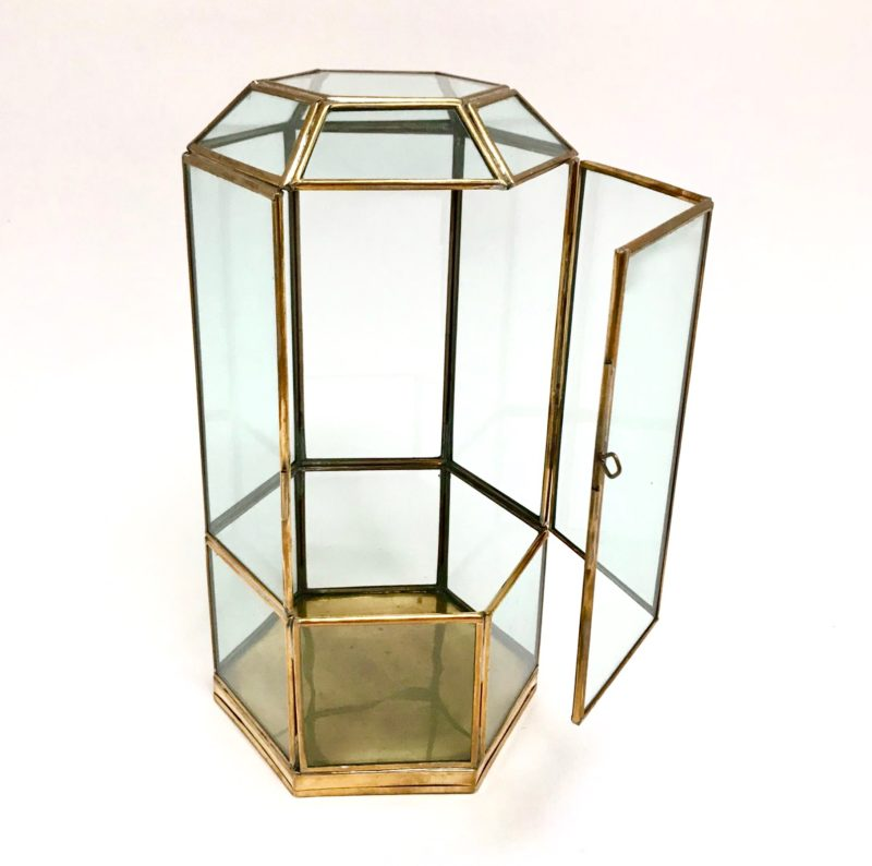 Boite hexagonale haute _Maison Liedekerke_MLK 3