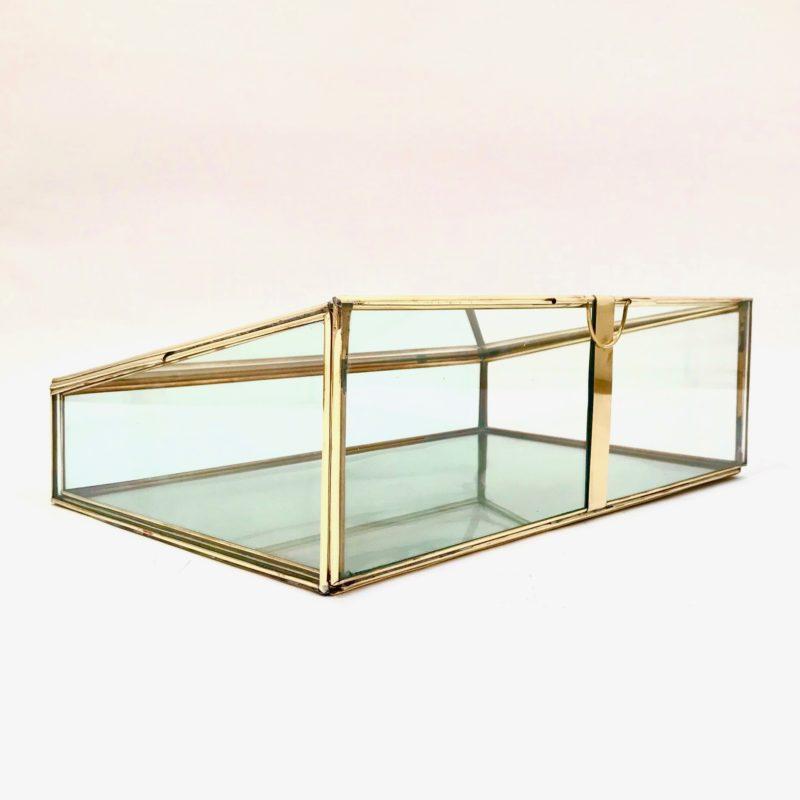 Boite rectangle tiroir face_Maison Liedeker