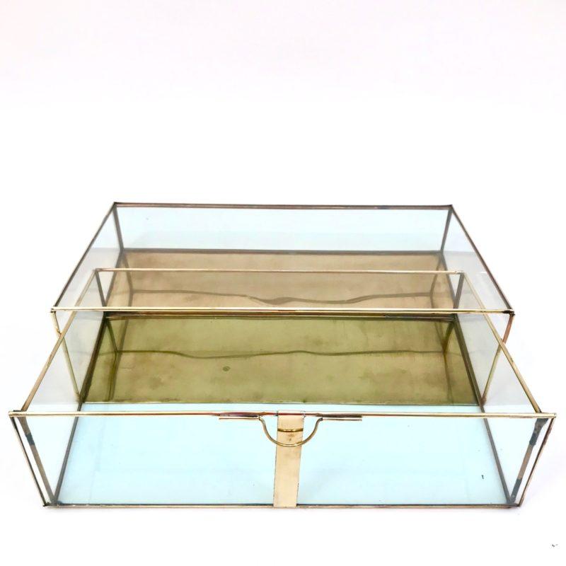 Boite rectangle tiroir biseauté_Maison Liedekerke_ MLK1