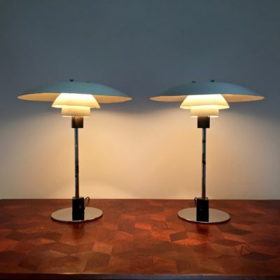 Lampe Henningsen pour Poulsen _Maison Liedekerke_MLK
