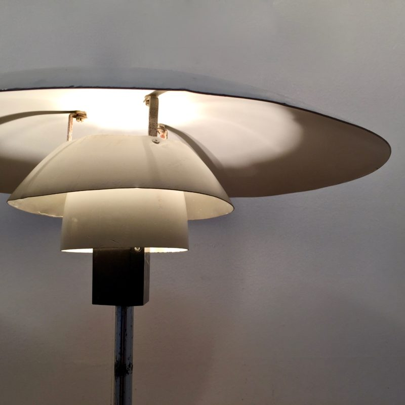 Lampe de bureau - Poul Henningsen pour Poulsen - circa 1960