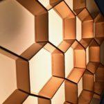 Applique_ruche_orange_Maison_Liedekerke_maison-lk.com