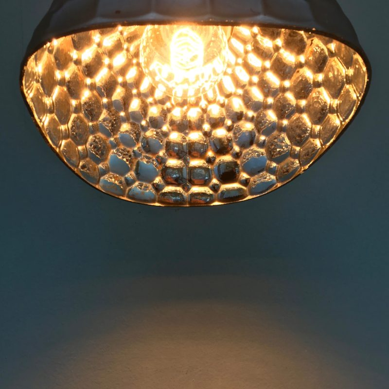 Appliques verre mercurisé -focus-_Maison_Liedekerke_maison-lk
