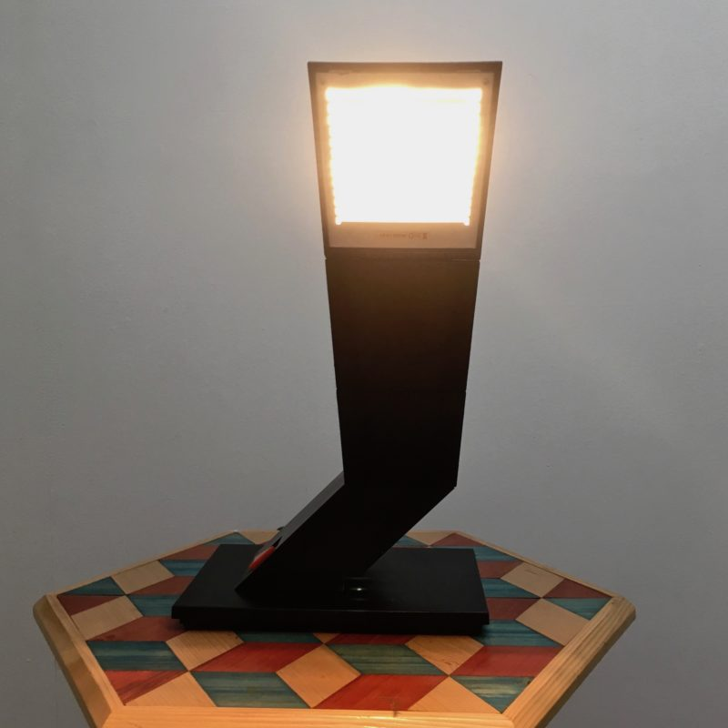 Lampe_bureau_articulée_zigzag_Elite_1980_1990_Maison Liedekerke_maison-lk.com