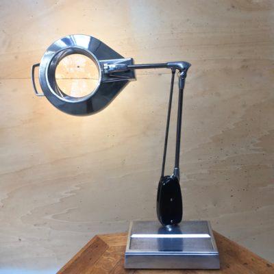 Lampe_industrielle_loupe_1970_Maison Liedekerke_maison-lk.com