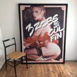 Affiche_film_érotique_3 zobs et un cul fin_Maison Liedekerke_maison-lk.com